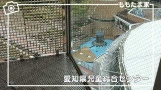 愛知県児童総合センターは幼児でも楽しめる!遊具や飲食場所をまとめた体験談&口コミ