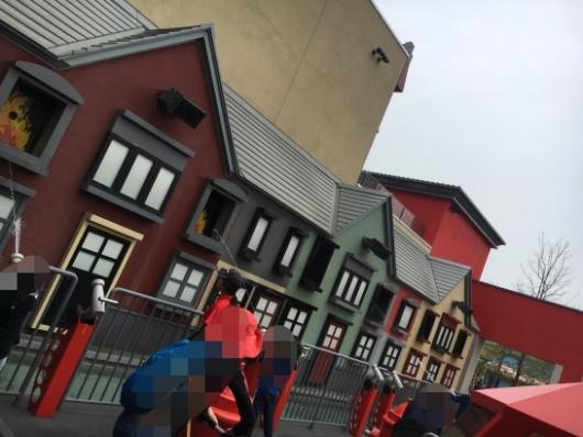 レゴランドのLEGOR CITY(レゴR・シティ)2