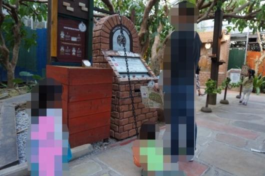 幼児(5歳と2歳)を連れた沖縄旅行のOKINAWAフルーツらんど