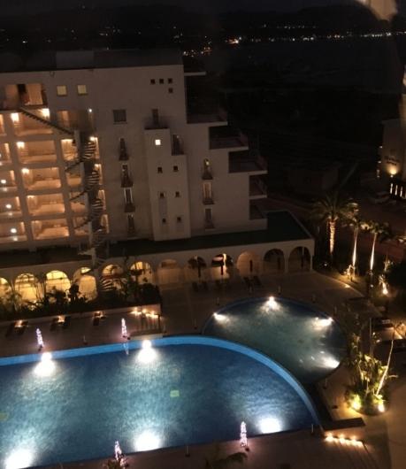 幼児(5歳と2歳)を連れた沖縄旅行のホテルマハイナ ウェルネスリゾートオキナワ