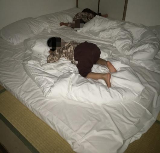 幼児(5歳と2歳)を連れた沖縄旅行のホテルマハイナ ウェルネスリゾートオキナワのお部屋