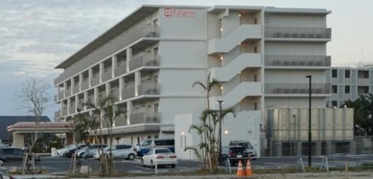 幼児(5歳と2歳)を連れた沖縄旅行のラ・ジェント・ホテル沖縄北谷