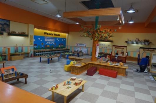 南知多おもちゃ王国の木のおもちゃ館