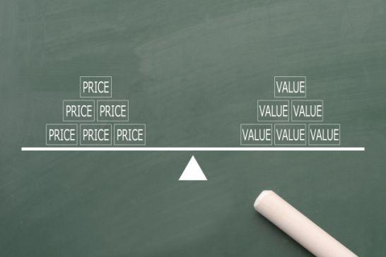 珈琲の値段を通して、物の価格と価値について考える