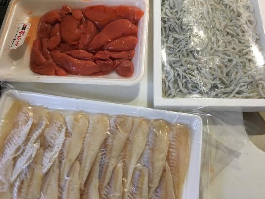 魚広場ナルミ杉本のたたき売り