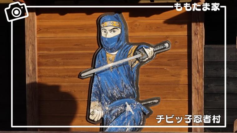信州戸隠チビッ子忍者村