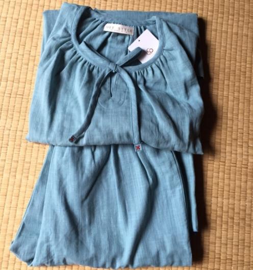 パジャマ工房のパジャマ
