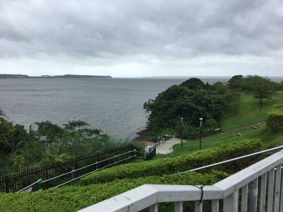 浜名湖サービスエリア(上り、下り)の展望スポット