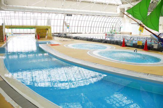 アルコ清州(ARCO清須)の流れるプール