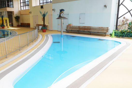 アルコ清州(ARCO清須)の幼児プール