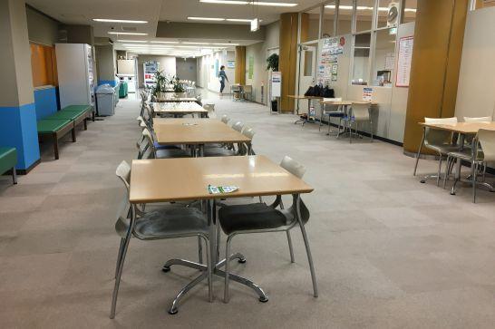 アルコ清州(ARCO清須)の待合室