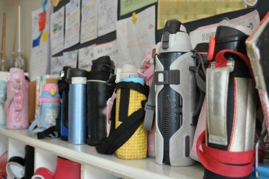 水筒はプラスチック製よりステンレス製がおすすめ