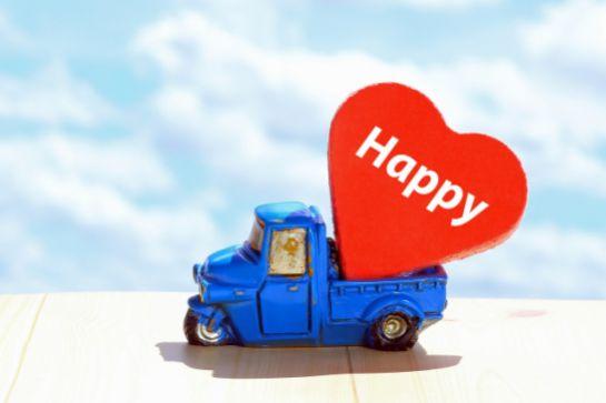 自分の幸せとは何か