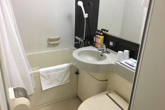 コンフォートホテル奈良のお風呂
