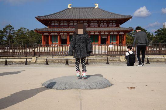 奈良県興福寺にある中金堂