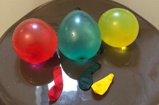 お風呂を楽しむ無料・格安おすすめグッズ7選:水風船